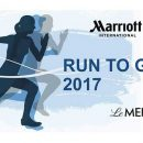 "RUN TO GIVE 2017 LE MERIDIEN CHIANG MAI ""RUN FOR HIV"""