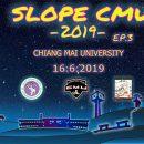 RUNNING SLOPE CMU 2019