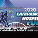 """งานวิ่งลำปาง วิ่ง """"ฮอมบุญ&ฮอมเฮลท์"""" ครั้งที่ 1 2020 รพ.ลำปาง Lampang Hospital Run 2020 วันอาทิตย์ที่ 26 มกราคม 2562 ณ ลานพระรูปโรงพยาบาลลำปาง - เปิดรับสมัครแล้ว ปิดรับสมัคร 30 พย 2562"""