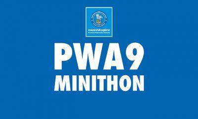 PWA9 Minithon ล่นม่วนใจ๋ ปั๋นน้ำใสหื้อน้อง วันอาทิตย์ที่ 12 มกราคม พ.ศ.2563 ณ อุทยานหลวงราชพฤกษ์ จ.เชียงใหม่ เปิดรับสมัครแล้ว