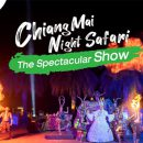 CHIANGMAI NIGHT SAFARI The Spectacular Show