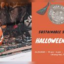 Sustainable Saturday: Halloween Jelly วันเสาร์ที่ 24 ตุลาคม 2020 เวลา 10:00-16:00 น. สถานที่ Kids Yoga Garden