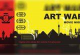ART WAR MOVIE NIGHT 30 January 2021 8.00PM at Augusmic Bar 102 Wangsingkhum Road, Patan, Muang, Chiangmai