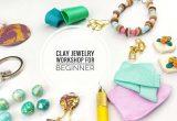 Clay Jewelry Workshop for beginner เวิร์คชอปการทำเครื่องประดับจากดินโพลีเมอร์สำหรับผู้เริ่มต้น วันเสาร์ที่ 30 มกค 2564 เวลา 9.30น-12.30น.