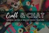 Craft & Chat Chiang Mai on 28 June 2021 12AM-3PM at Food4Thought